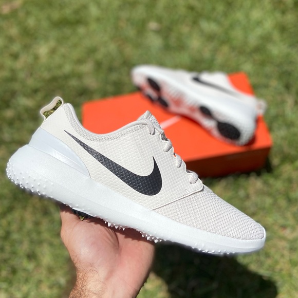 nike golf shoes off white